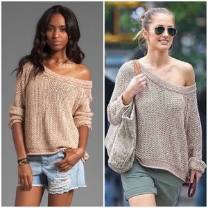 Free People Sahara Sweater